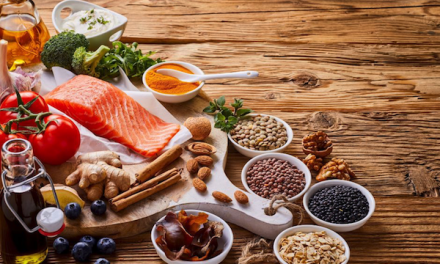 Dieta przeciwzapalna zapewniająca zdrowie stawów